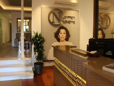 Carmen Navarro presenta su nuevo centro, y ya quiero probar sus Beauty Delicatessen