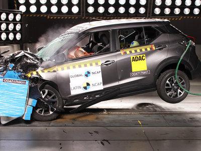 Un auto de cero estrellas en Euro NCAP podría conseguir hasta cuatro con Latin NCAP