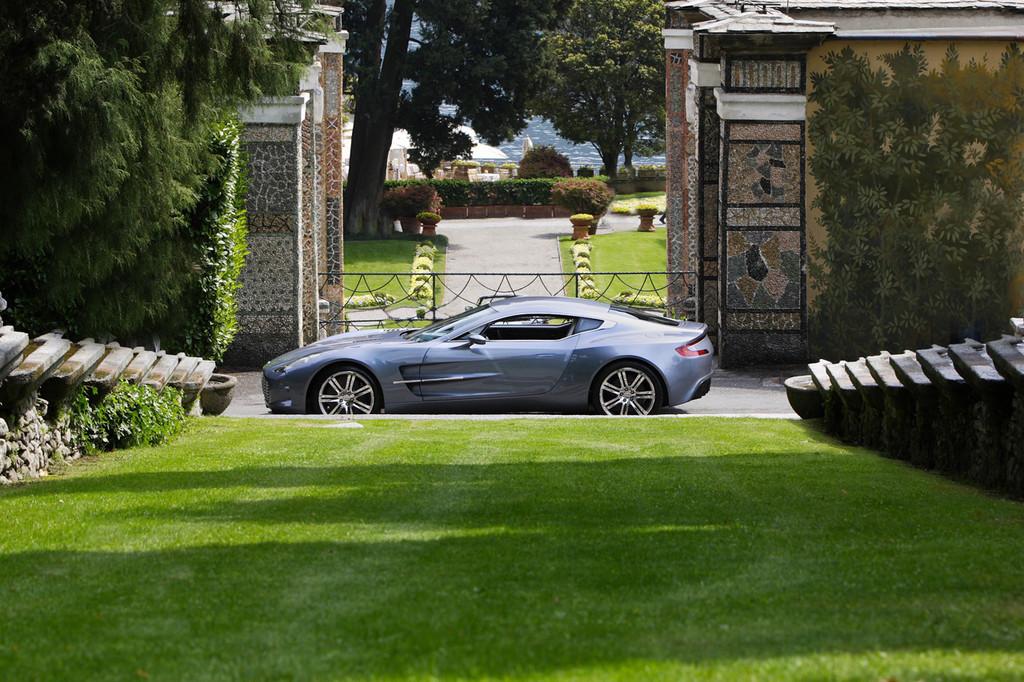 Foto de Aston Martin One-77 (12/20)