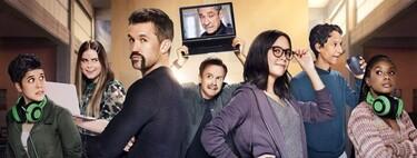 'Mythic Quest' T2: parece una sitcom sobre un estudio de videojuegos, pero esta serie de Apple TV+ va mucho más allá