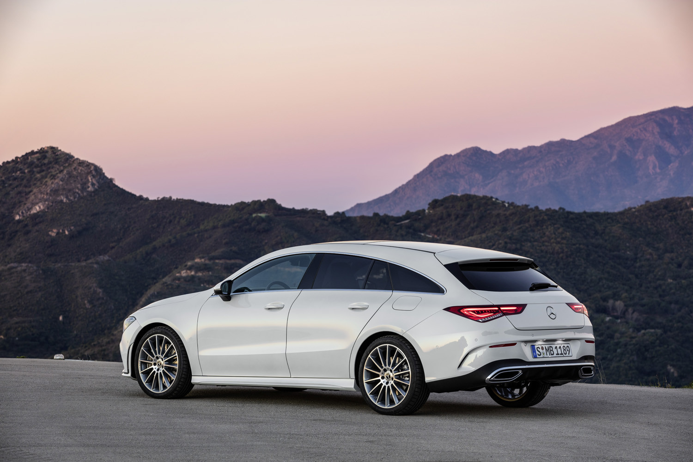 Foto de Mercedes-Benz CLA Shooting Brake 2019 (6/49)