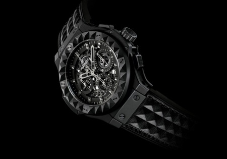 A question of time? Hublot crea el reloj Big Bang Depeche Mode con fines caritativos