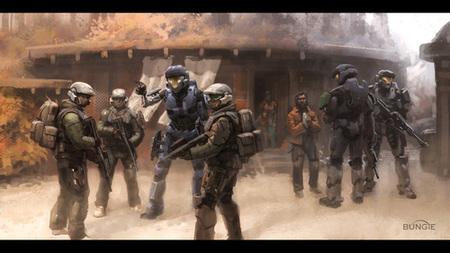 'Halo: Reach', sobredosis de concept art para ir abriendo boca