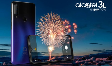 El Alcatel 3L 2020 llega a España, precio y disponibilidad de este nuevo móvil económico