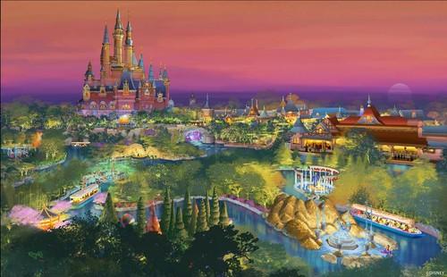 Shanghai Disneyland: Así será el primer parque Disney de China