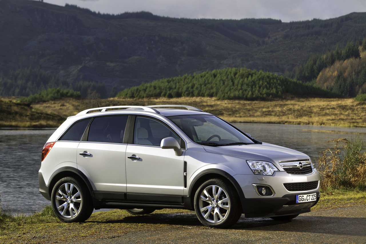 Foto de Opel Antara 2011 (10/38)