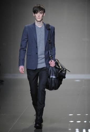 Burberry Prorsum, Otoño-Invierno 2010/2011 en la Semana de la Moda de Milán, americana