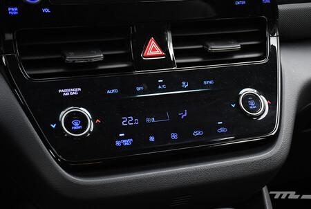 Hyundai Ioniq 2021 Hibrido Mexico Opiniones Prueba 15