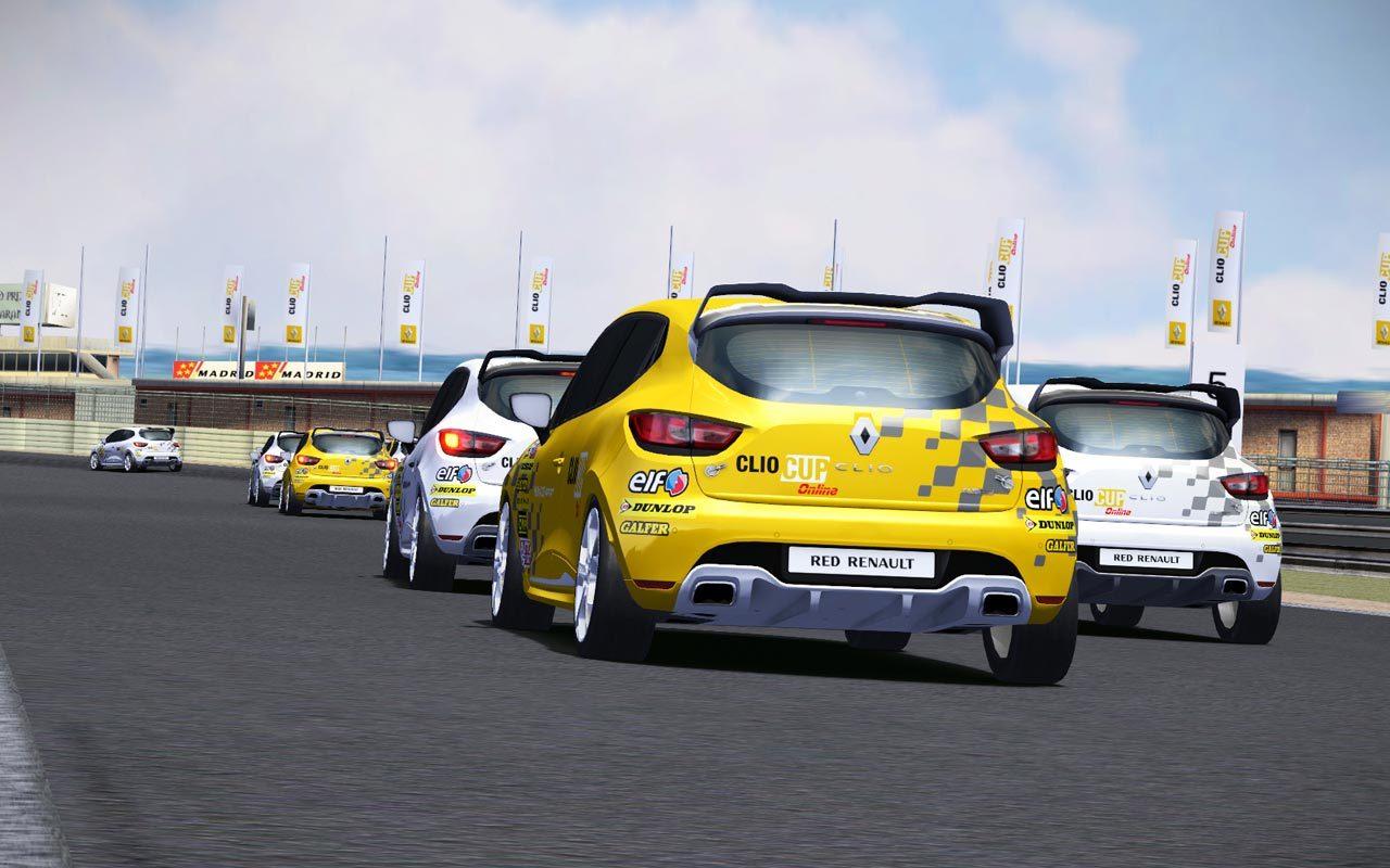 Foto de Renault Clio Cup On Line (18/24)
