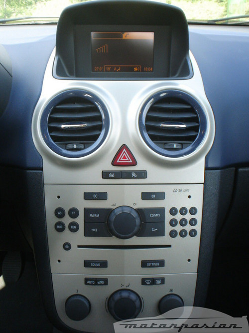 Foto de Opel Corsa (prueba) (16/30)
