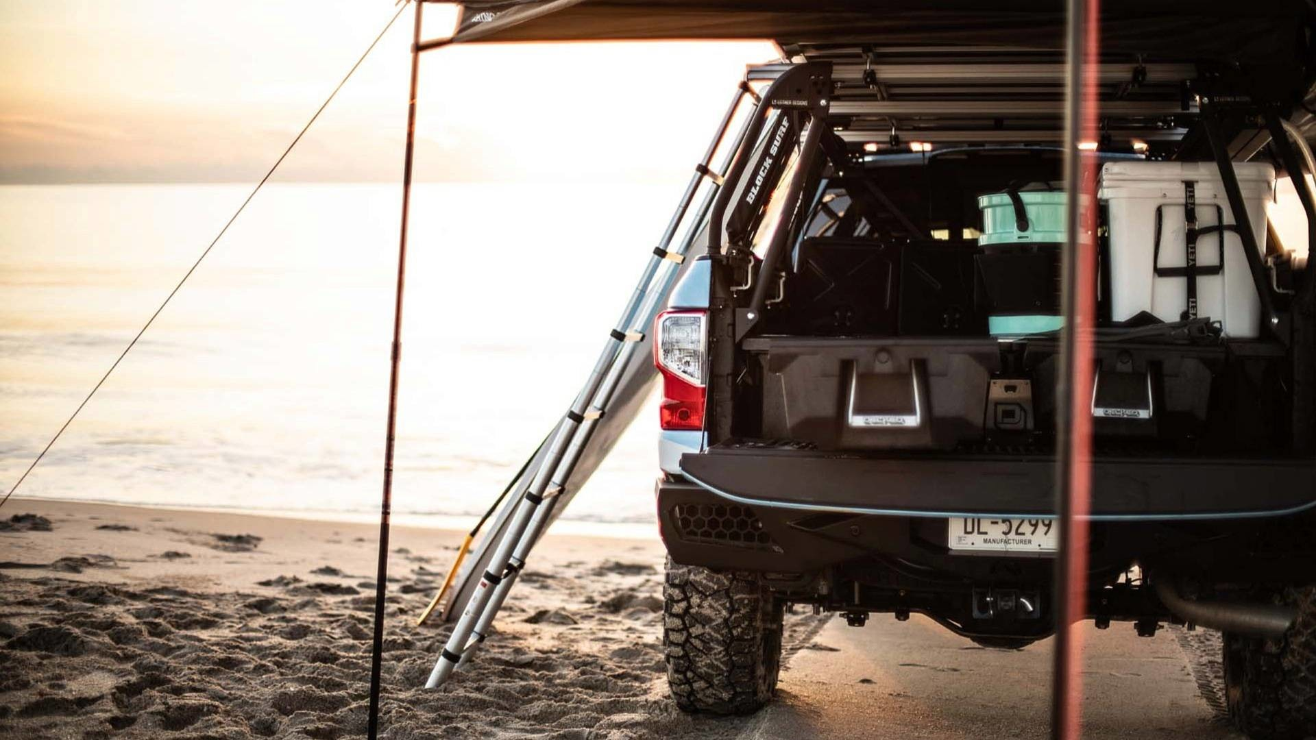 Foto de Nissan Titan XD Surfcamp (5/19)