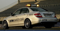 El Safety Car del DTM: Mercedes C 63 AMG
