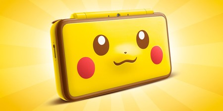 Nintendo 2ds Xl Pikachu