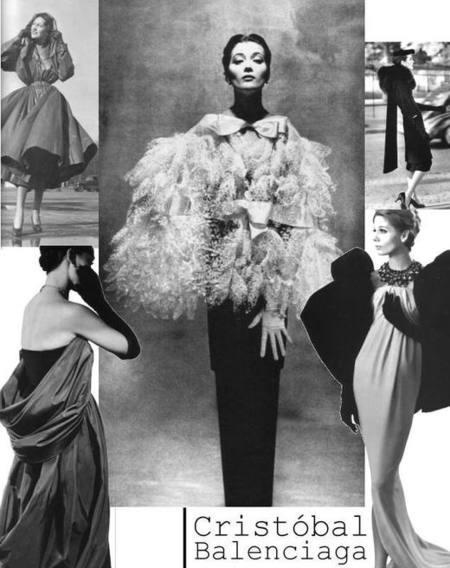 5 maneras de convertir un look low cost en alta costura. A sus pies maestro Balenciaga