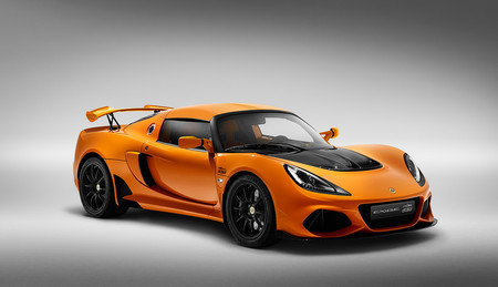 El Lotus Exige cumple dos décadas y rinde homenaje a sus orígenes con esta edición especial de 83.600 euros