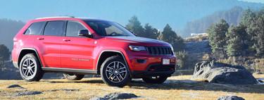 Jeep Grand Cherokee Trailhawk, a prueba: la fusión de dos mundos