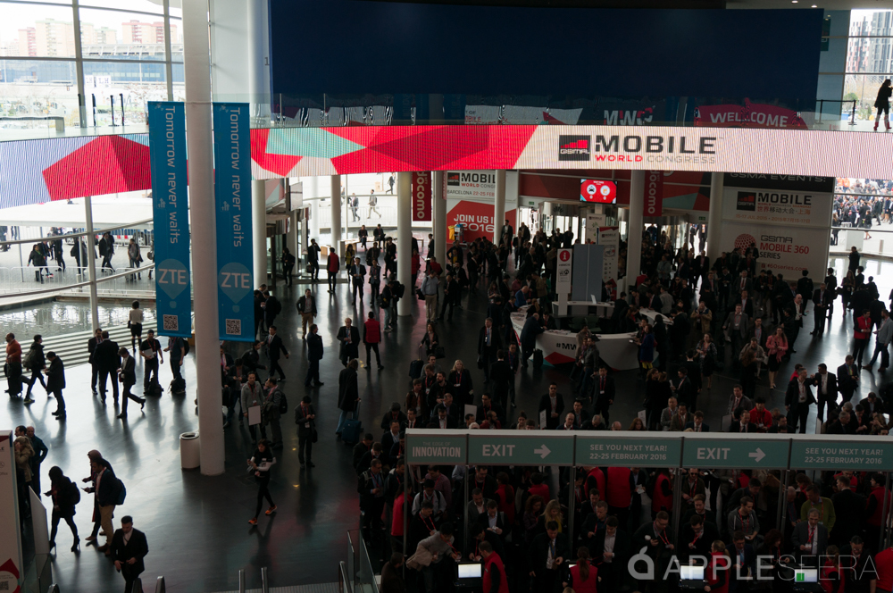 Foto de Mobile World Congress 2015 (50/79)