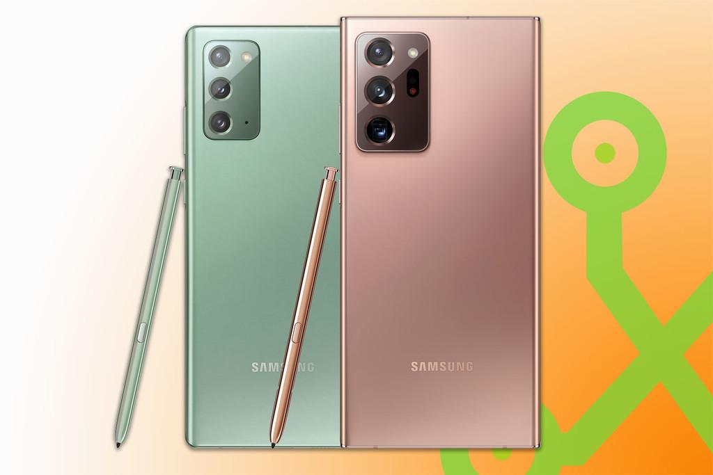Comparativa de los Samsung Galaxy Note 20 y 20 Ultra frente a iPhone 11 Pro Max, Huawei P40 Pro  y más: empieza la segunda ronda de la batalla por ser el mejor móvil de 2020