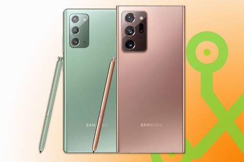 Comparativa de los Samsung Galaxy Note 20 y 20 Ultra frente a iPhone 11 Pro Max, Huawei P40 Pro+ y más: empieza la segunda ronda de la batalla por ser el mejor móvil de 2020