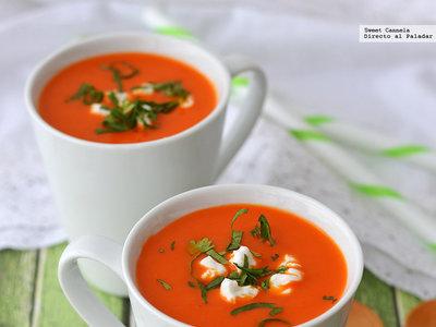Nuestra selección de sopas frías para hidratarte esta temporada
