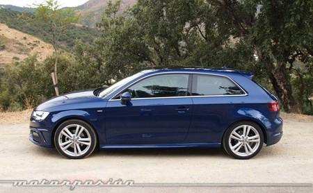 Audi A3 gama Presentación en Málaga 41
