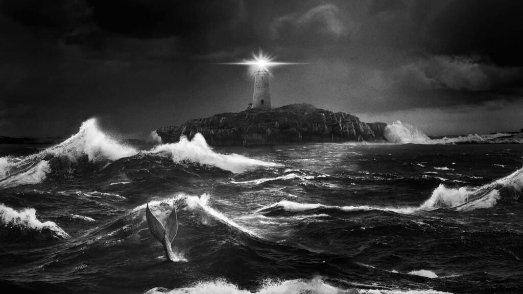 Luces y sombras de 'El faro': Robert Eggers firma una hermosa extravagancia lastrada por sus excesos