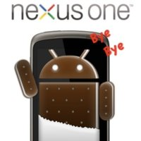 Nexus One no podrá ser actualizado a Android 4.0 Ice Cream Sandwich