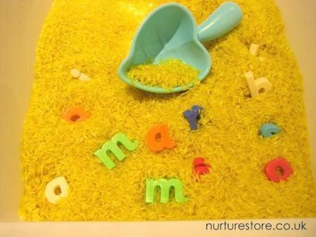 Un juego estimulante y didáctico para niños hecho en casa