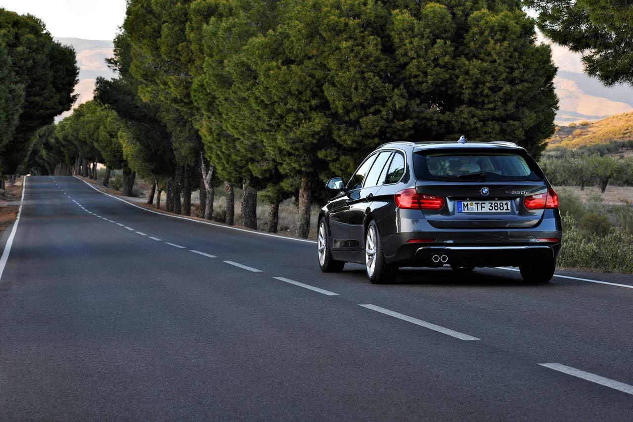 Foto de BMW Serie 3 Touring 2012 (8/43)