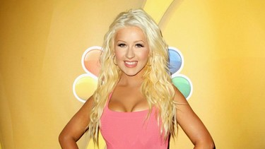 Vaya tipín se le ha quedado a Christina Aguilera