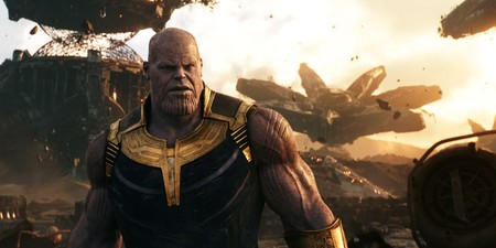 Infinitywar Ta Thanos