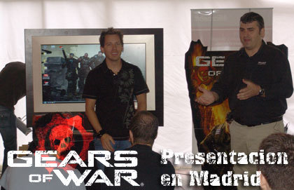 Primeras impresiones de 'Gears of War' para PC