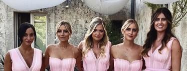 Los looks de las invitadas a la boda de Chiara Ferragni