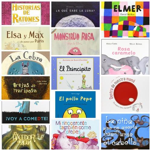 Día internacional del libro infantil: 17 libros infantiles que no pueden faltar entre las lecturas de los más pequeños