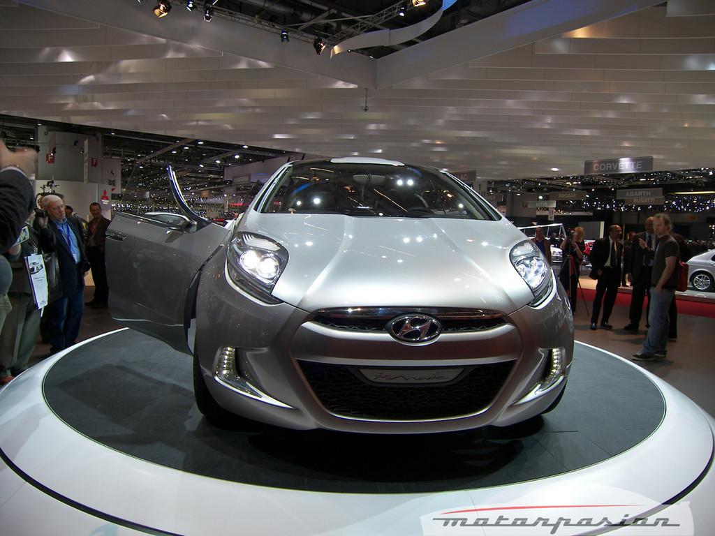 Foto de Hyundai i-Mode en el Salón de Ginebra (5/14)