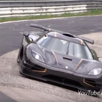 Koenigsegg comienza pruebas del One:1 en el Nürburgring