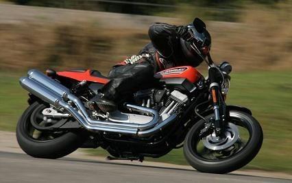 Harley-Davidson XR 1200 Prototype