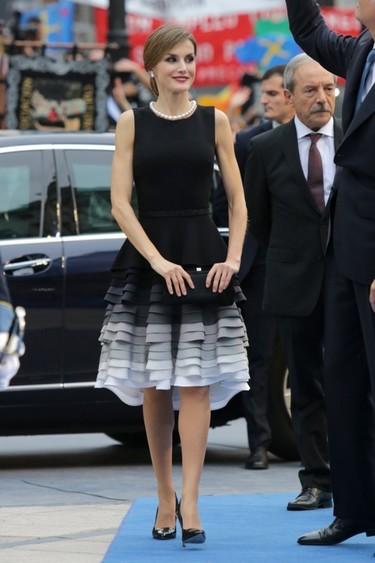 Hay vida después de Felipe Varela: estas son las marcas preferidas de la Reina Letizia