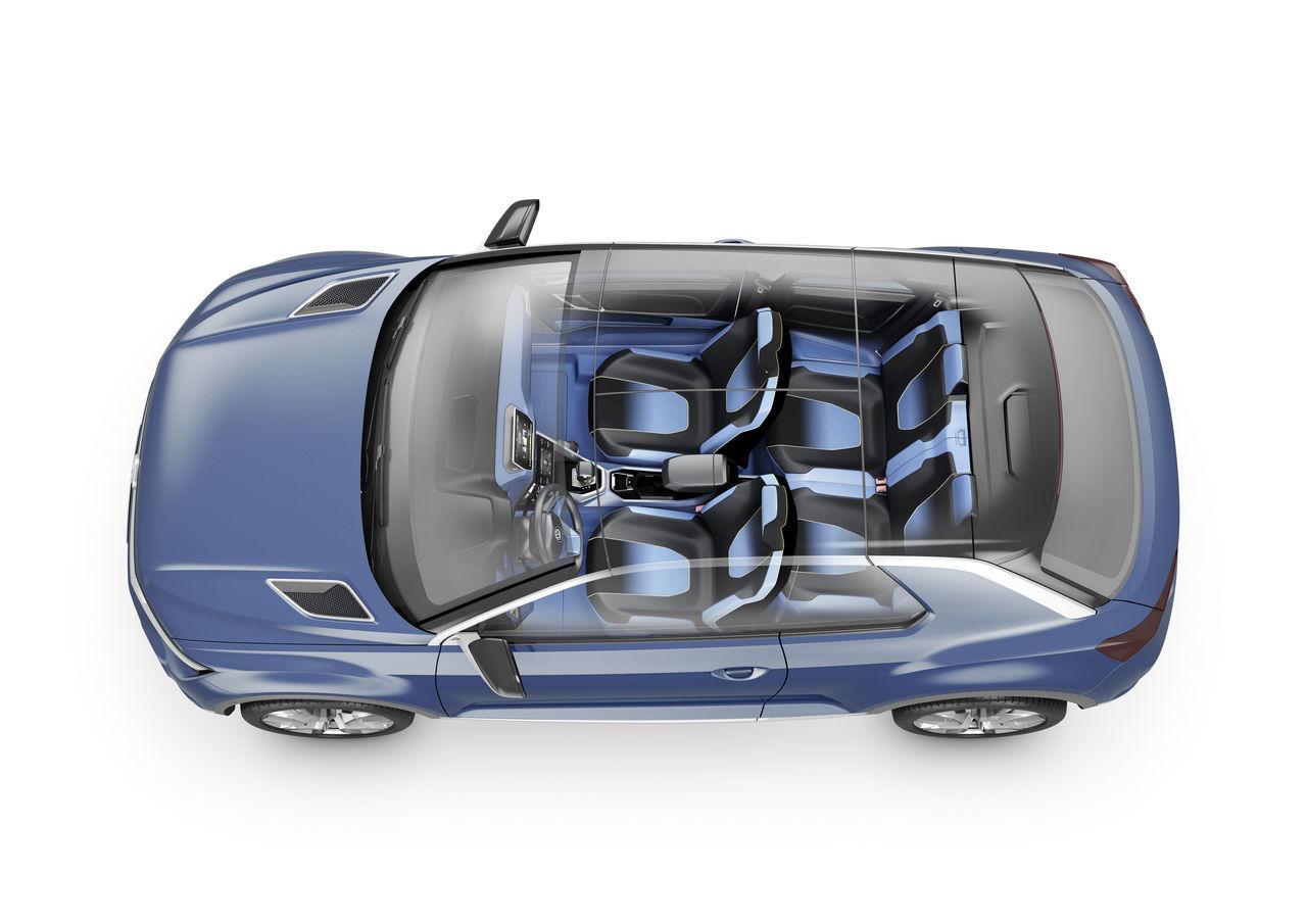 Foto de Volkswagen T-ROC Concept (16/22)
