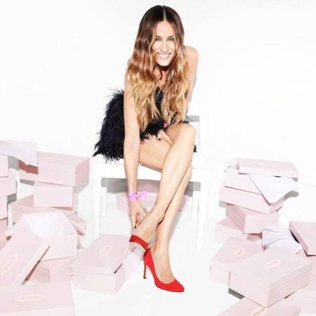 Los zapatos diseñados por Sarah Jessica Parker ya están aquí