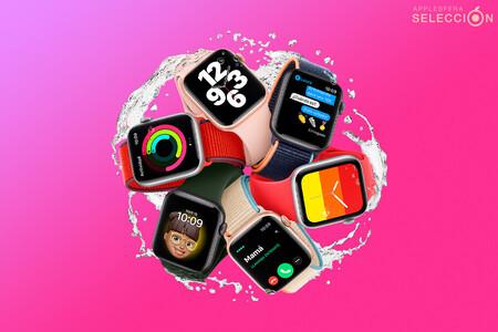 Tu vida digital en la muñeca con el Apple Watch SE GPS de 40 mm por 269 euros en Amazon, su segundo precio más bajo