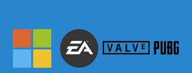 ¿Es posible que Microsoft compre EA o Valve?