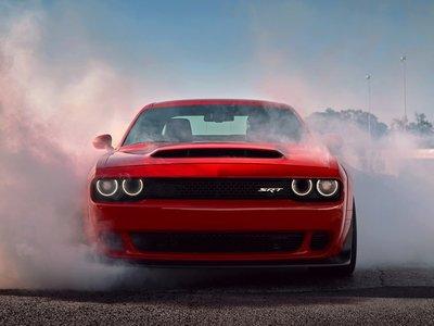Dodge Challenger SRT Demon, si quieres uno tendrás que firmar una carta responsiva