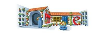 Google homanejea a los Patios de Córdoba