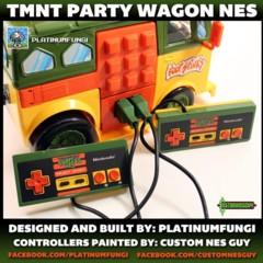 Foto 6 de 7 de la galería tmnt-party-wagon-nes en Vida Extra