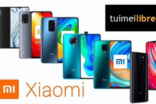 Nuevo curso, nuevo smartphone: 6 modelos de Xiaomi superrebajados en las ofertas de tuimeilibre
