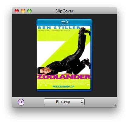 Crea iconos basados en carátulas gracias a Slipcover