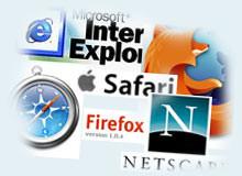 Guerra de navegadores en Mac OS X