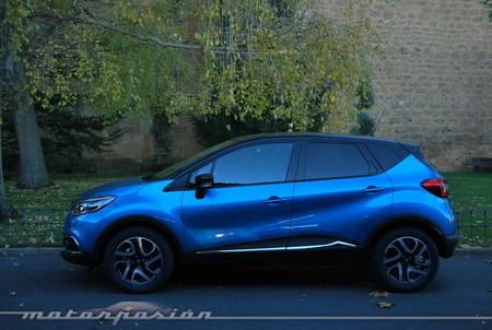 Renault Captur dCi 90 EDC