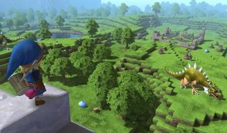 Dragon Quest Builders nos muestra su gameplay que nos recordará a Minecraft